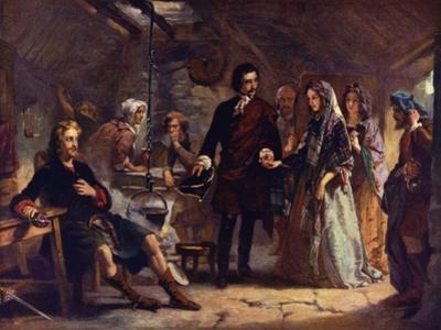Flora Macdonald's Introduction to Prince Charlie