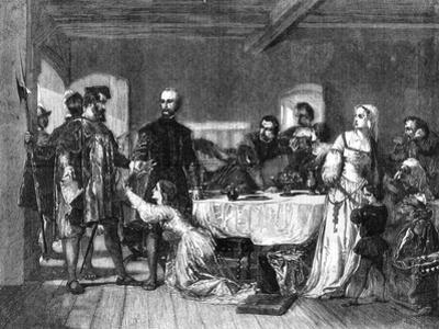 The Arrest of John Brown of Ashford, a Lollard, 1517