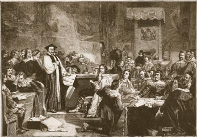 Trial of Archbishop Laud