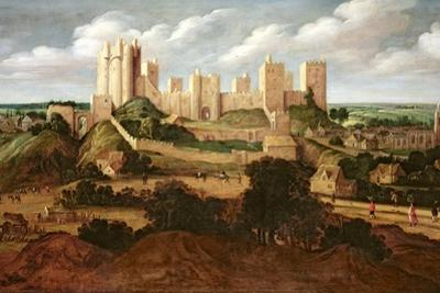 Pontefract Castle, C.1620-40