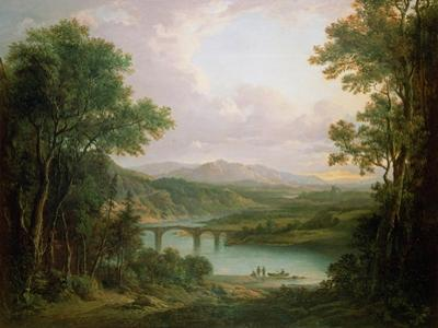 Melrose by Alexander Nasmyth
