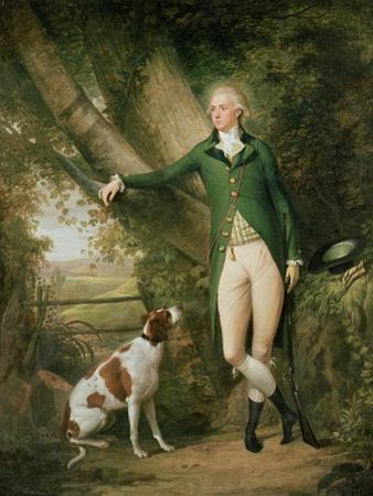 Portrait of John Cockburn Ross of Rochester and Shadwick by Alexander Nasmyth