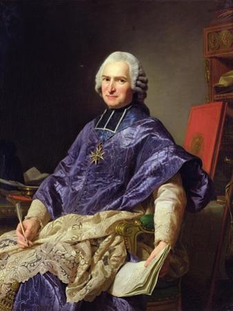Joseph-Marie Terray (1715-78) Abbe De Molesmes, 1774