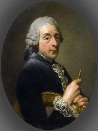Portrait of François Boucher (1703-177)