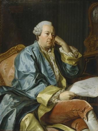 Portrait of Ivan Ivanovich Betskoi (1704-179), 1770S