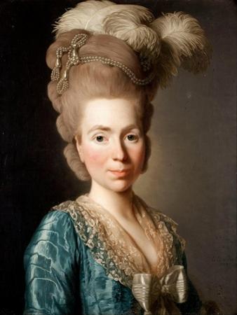 Portrait of Princess Natalya Petrovna Galitzine (1741-183), 1777