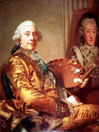 Self-Portrait, 1790