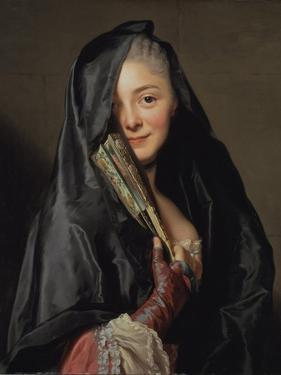 The Lady with the Veil (The by Alexander Roslin