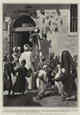 A Record of His Travels, a Mecca Pilgrim's House at Cairo by Alexander Stuart Boyd