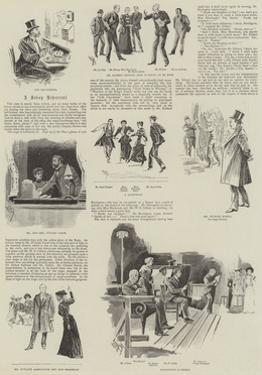 A Savoy Rehearsal by Alexander Stuart Boyd