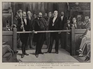 An Episode in the Parliamentary Inquiry on Money Lending by Alexander Stuart Boyd