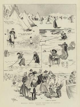 Holiday Notes, Seaside Sketches in Norfolk by Alexander Stuart Boyd