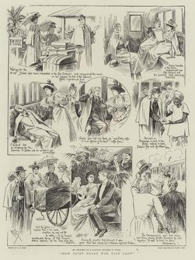 How Faint Heart Won Fair Lady by Alexander Stuart Boyd