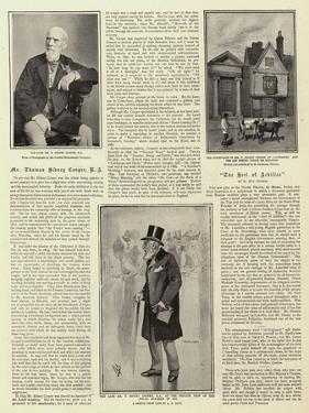 Mr Thomas Sidney Cooper by Alexander Stuart Boyd