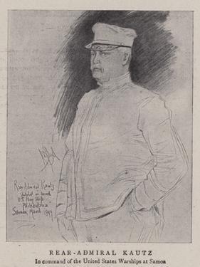 Rear-Admiral Kautz by Alexander Stuart Boyd