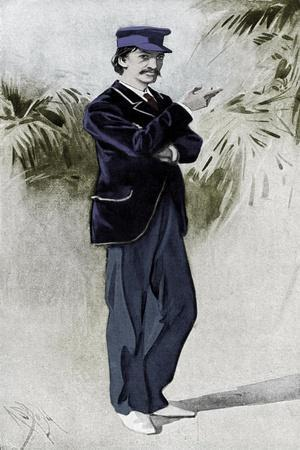 Robert Louis Stevenson -