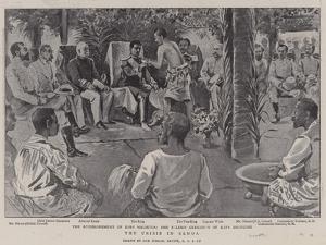 The Crisis in Samoa by Alexander Stuart Boyd
