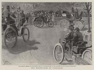 Two Exhibitions of Carriages by Alexander Stuart Boyd
