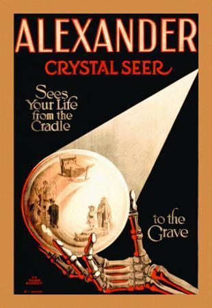 Alexander, The Crystal Seer