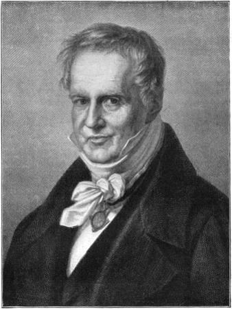 Alexander Von Humboldt, Prussian Naturalist and Explorer