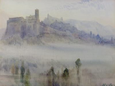 Assisi, Early Morning
