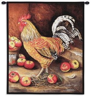English Cockerel by Alexandra Churchill