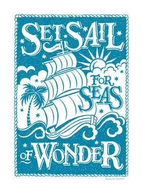 Set Sail by Alexandra Snowdon