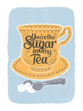 Sugar in My Tea by Alexandra Snowdon