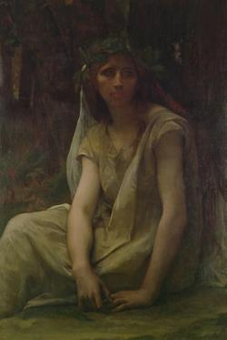 A Druidess, 1868 by Alexandre Cabanel