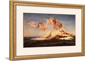 La Naissance de Venus by Alexandre Cabanel