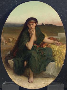 Ruth Revenant Des Champs (Ruth En Repos), 1868 by Alexandre Cabanel