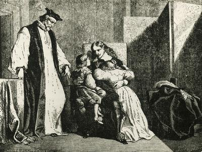Princess Charlotte and the Duke of Glocester, Sons of Charles I