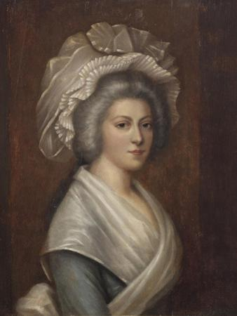 Madame Élisabeth at the Temple Prison
