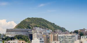 Cantagalo favela, Rio de Janeiro, Brazil, South America by Alexandre Rotenberg