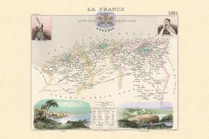 Algerie by Alexandre Vuillemin