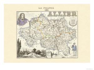 Allier by Alexandre Vuillemin