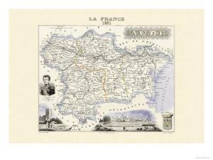 Aude by Alexandre Vuillemin