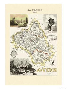 Aveyron by Alexandre Vuillemin