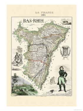 Bas-Rhin by Alexandre Vuillemin