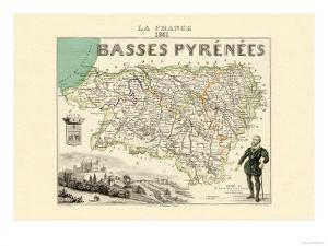Basses Pyrenees by Alexandre Vuillemin