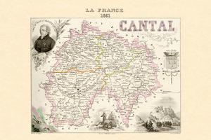 Cantal by Alexandre Vuillemin