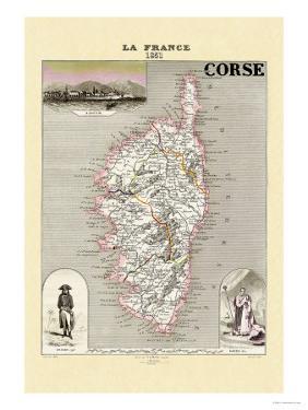 Corse by Alexandre Vuillemin