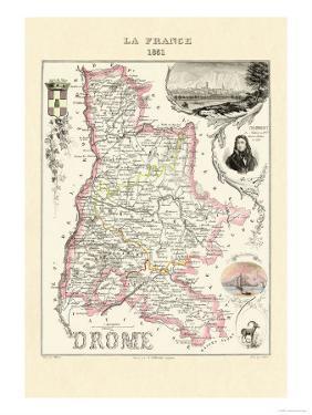 Drome by Alexandre Vuillemin
