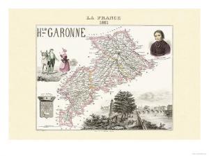 Garonne by Alexandre Vuillemin