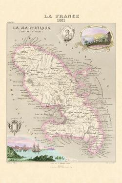 La Martinique by Alexandre Vuillemin