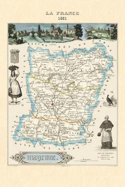 Mayenne by Alexandre Vuillemin
