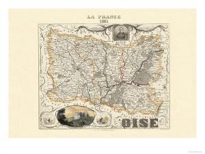 Oise by Alexandre Vuillemin
