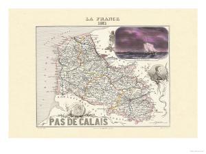 Pas de Calais by Alexandre Vuillemin