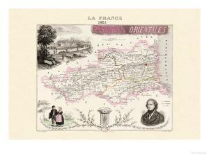 Pyrenees Orientales by Alexandre Vuillemin