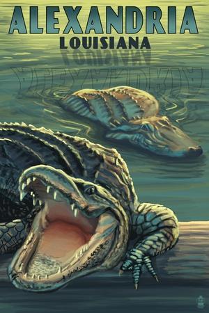 https://imgc.allpostersimages.com/img/posters/alexandria-louisiana-alligators_u-L-Q1GQT3B0.jpg?p=0